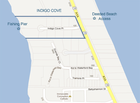 Indigo Cove Melbourne Beach Homes for Sale