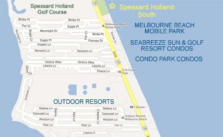 Outdoor Resorts Melbourne Beach