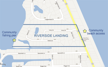 Riverside Landing Melbourne Beach Homes for Sale