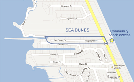 Sea Dunes Melbourne Beach Homes for Sale