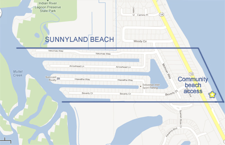 Sunnyland Beach Melbourne Beach Homes for Sale