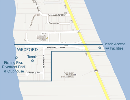 Wexford Melbourne Beach Homes for Sale