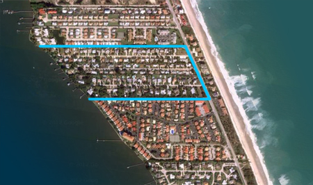 Richards Road Melbourne Beach Homes for Sale