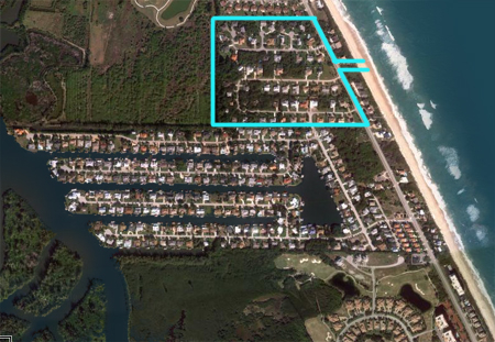 Woodland Estates Melbourne Beach Homes for Sale