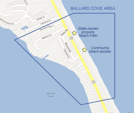 Ballard Cove Melbourne Beach Homes for Sale